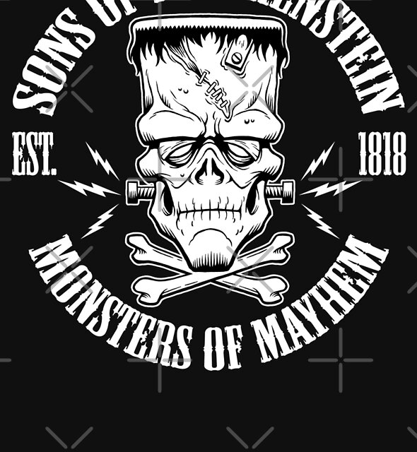 SONS OF FRANKENSTEIN by MINION-FACTORY