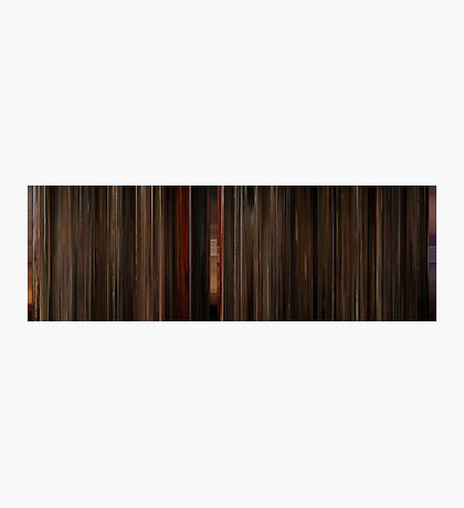 Moviebarcode: Gone with the Wind (1939) Photographic Print