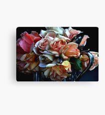 """A Bouquet for You ...."" Canvas Print"