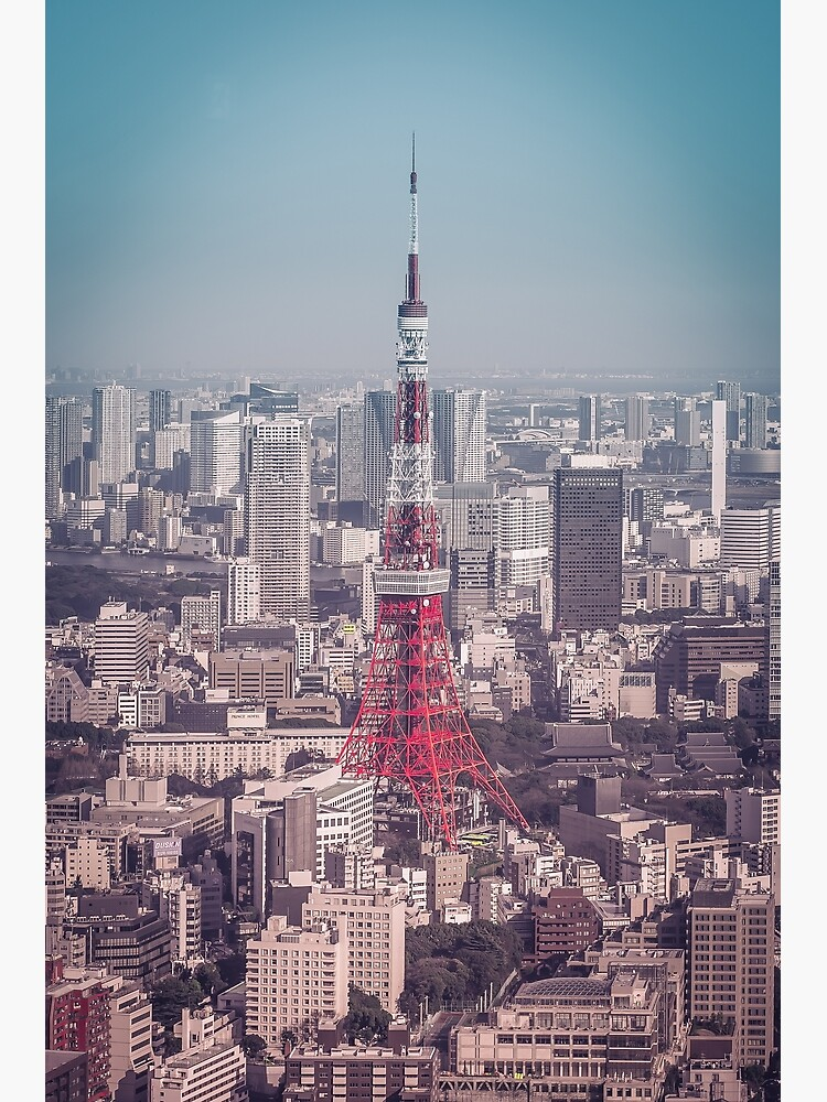 Tokyo Tower Day by TokyoLuv