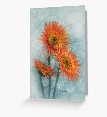 Attention Grabbers Greeting Card