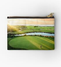 Golfing the Gong Studio Pouch