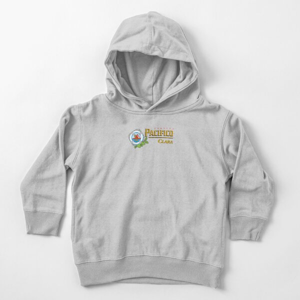 Cerveza Pacifico Toddler Pullover Hoodie
