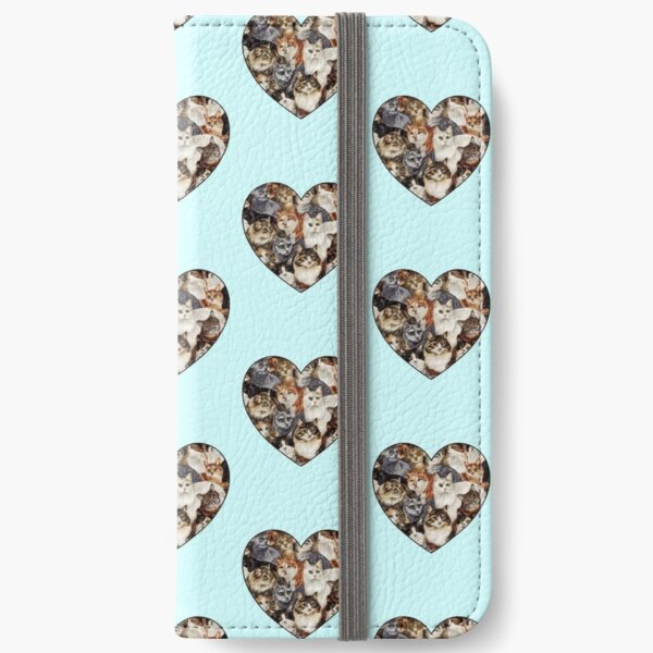 All The Kitties iPhone Wallet