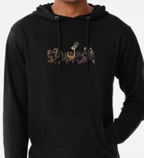 carrying trophy  Lightweight Hoodie