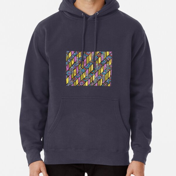 I am (White Cockatoo Dreaming) Pullover Hoodie