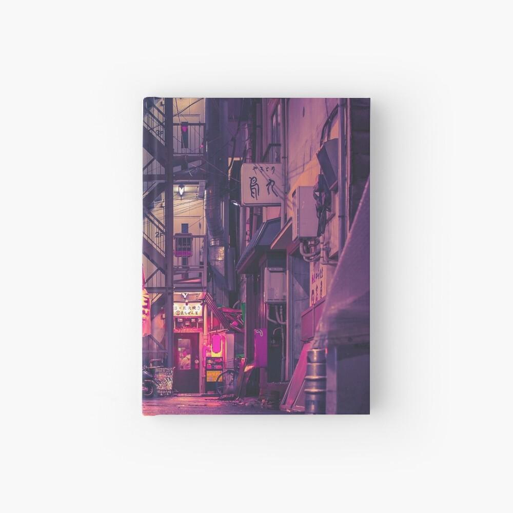 Film Noir Tokyo Hardcover Journal