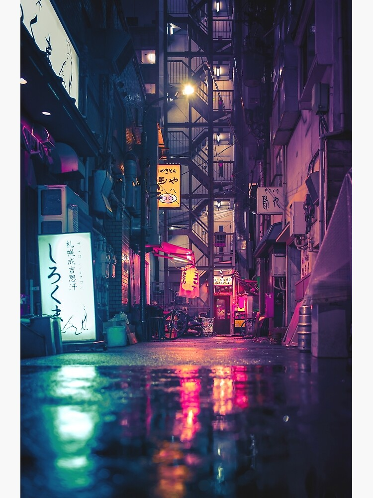Film Noir Tokyo by TokyoLuv