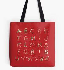ABC Lollipops Tote Bag