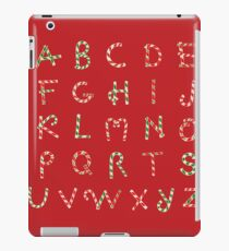ABC Lollipops iPad Case/Skin