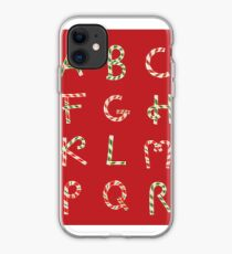 ABC Lollipops iPhone Case