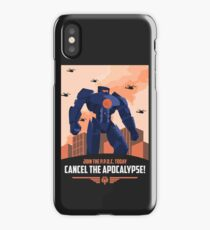 Pan Pacific Defense Corps (Pacific Rim) iPhone Case/Skin