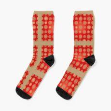 Christmas - Golden Stars Sock