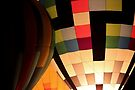 Hot Air Balloon Glow II by Kathleen Daley