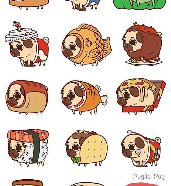 Puglie Food 1 by Puglie  Pug