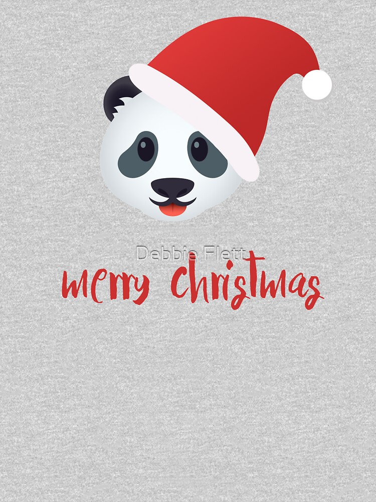 Have a panda merry christmas by lucythecow