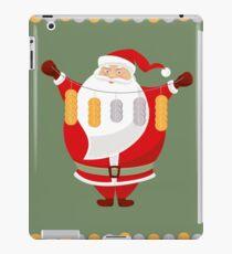 Lucky Santa Claus iPad Case/Skin