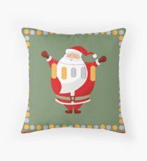 Lucky Santa Claus Floor Pillow