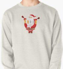 Lucky Santa Claus Pullover Sweatshirt