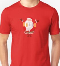Lucky Santa Claus Slim Fit T-Shirt