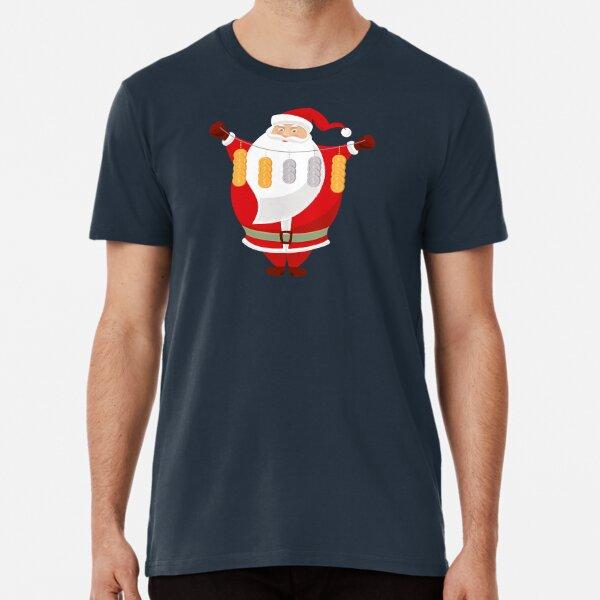 Lucky Santa Claus Premium T-Shirt