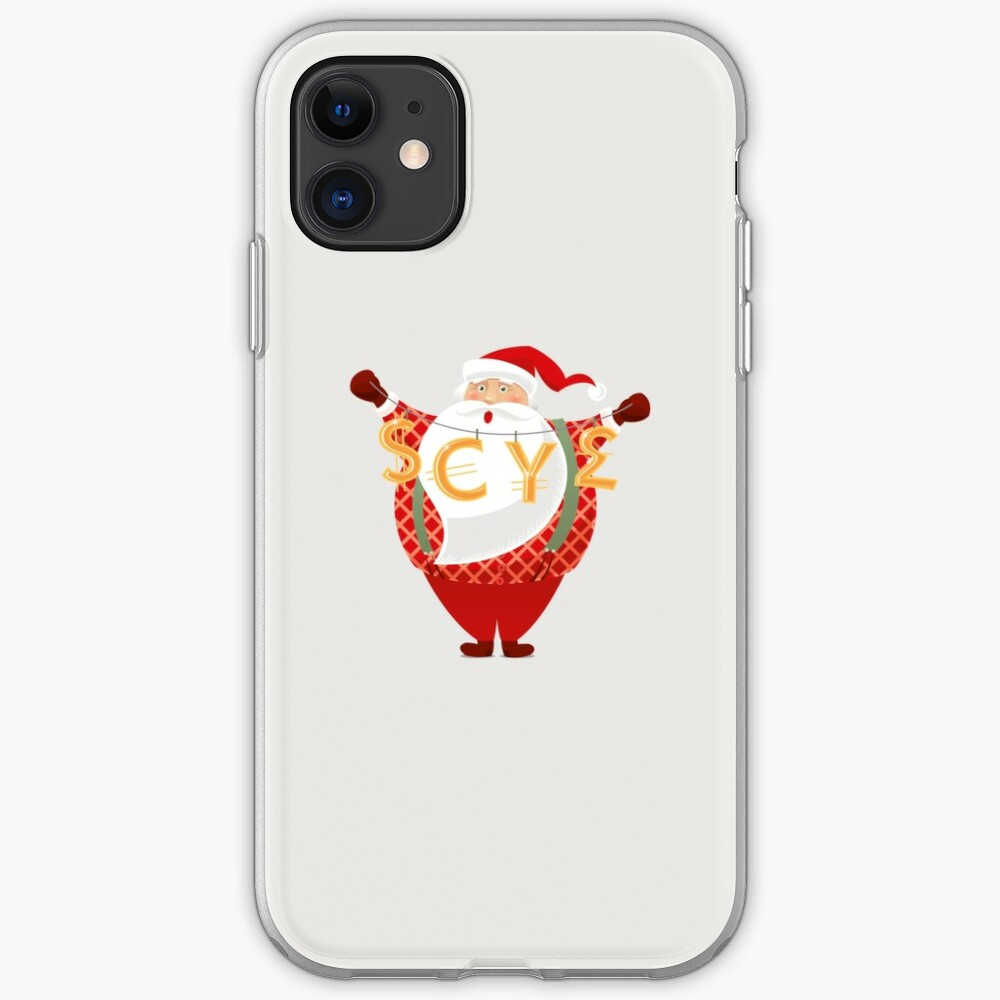 You Lucky!  iPhone Soft Case