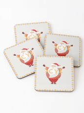 You Lucky!  Coasters