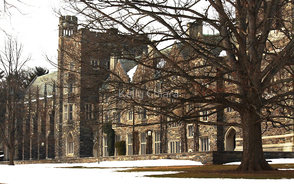 Old Graduate College by Kelly Chiara
