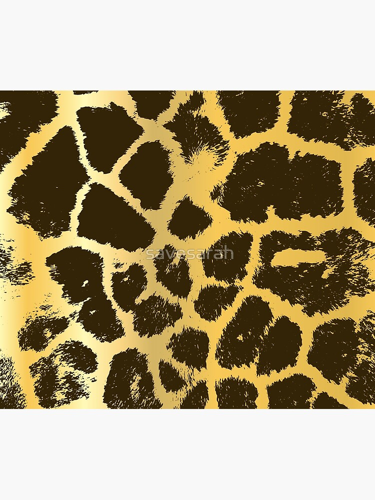 Giraffe Spots by savesarah