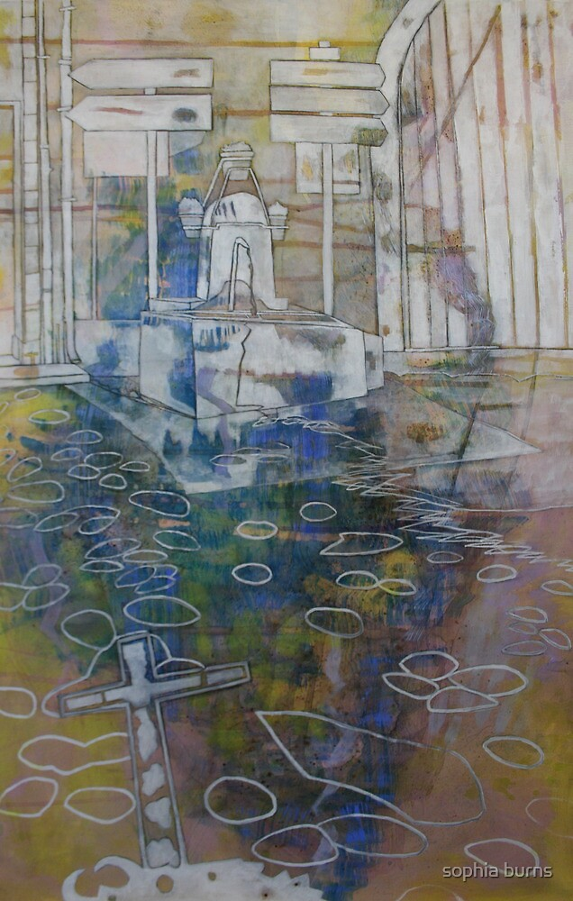 Salasc Fountain 2011 by sophia burns