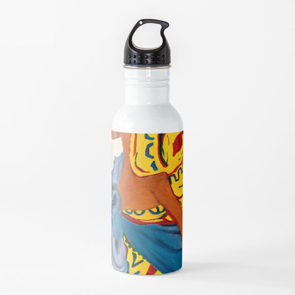 Mama Toto African Mother and Child Water Bottle