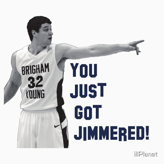 TShirtGifter presents: You Just Got Jimmered!