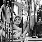 1982 - allmendfest: the groupie by Ursa Vogel