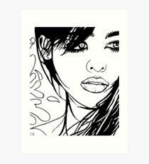 Hara Art Print