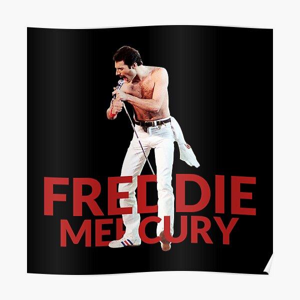 Freddie Sing Póster