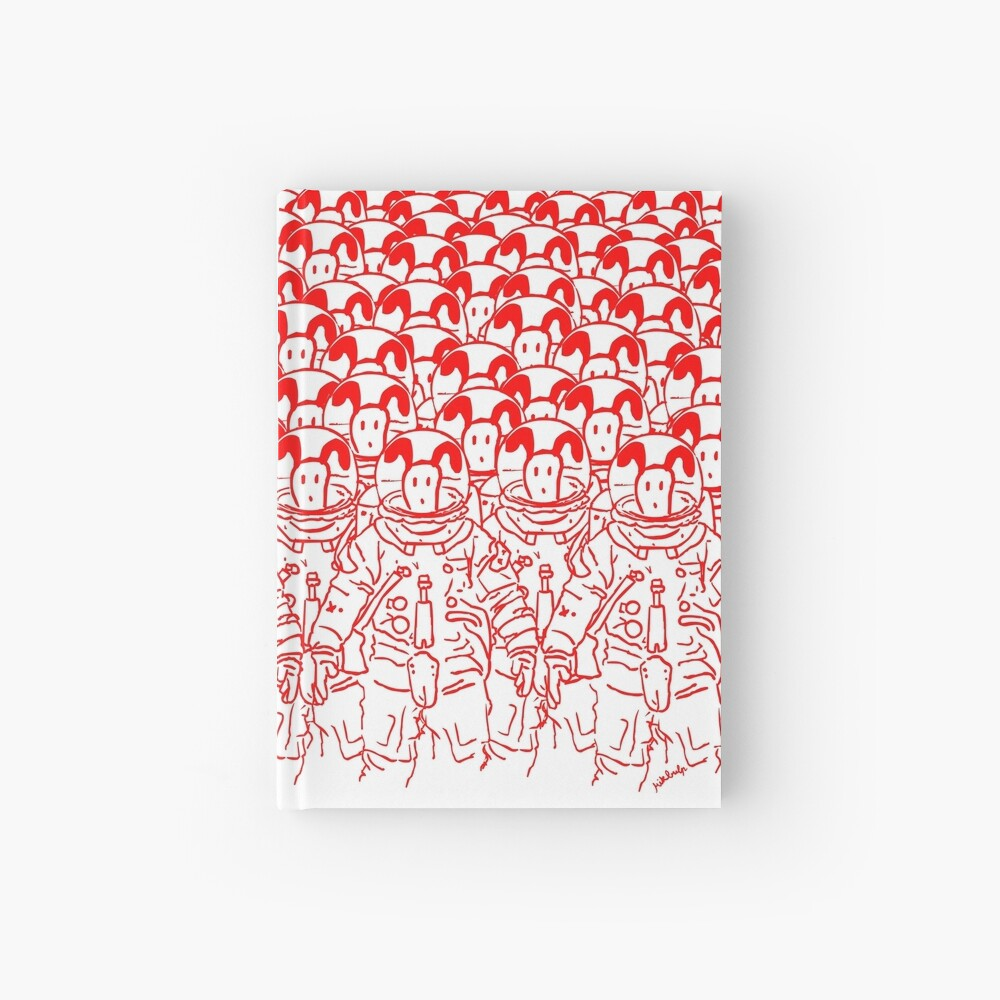 the others Hardcover Journal