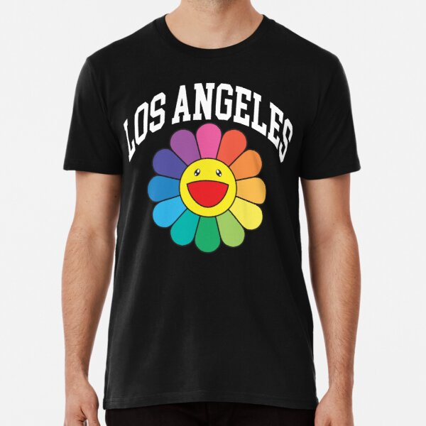 ComplexCon Los Angeles x Takashi Murakami Happy Flower Premium T-Shirt
