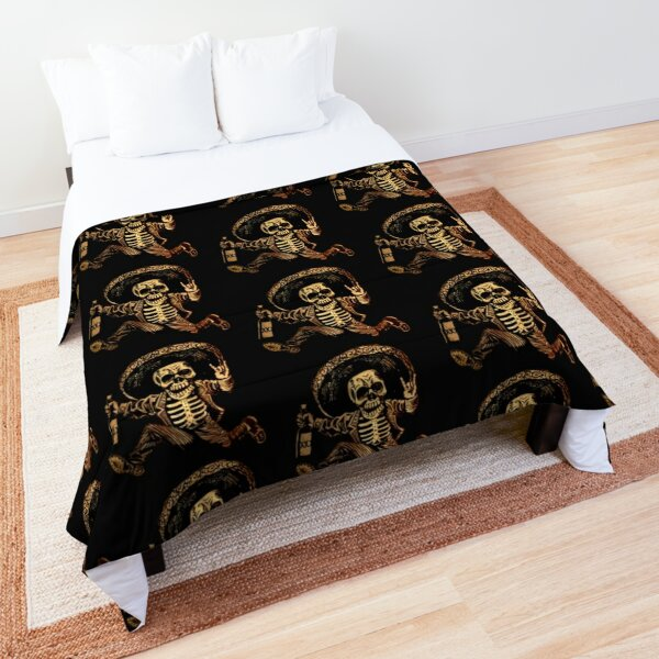 Day of the Dead Posada Comforter