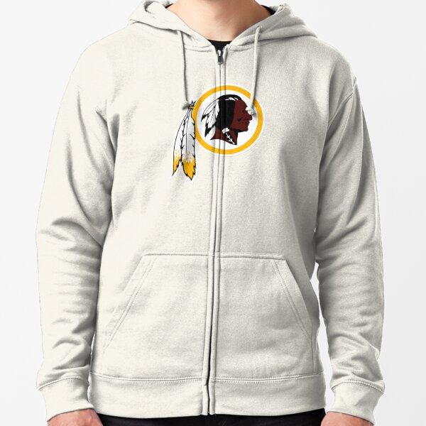 washington redskin american football champions Zipped Hoodie