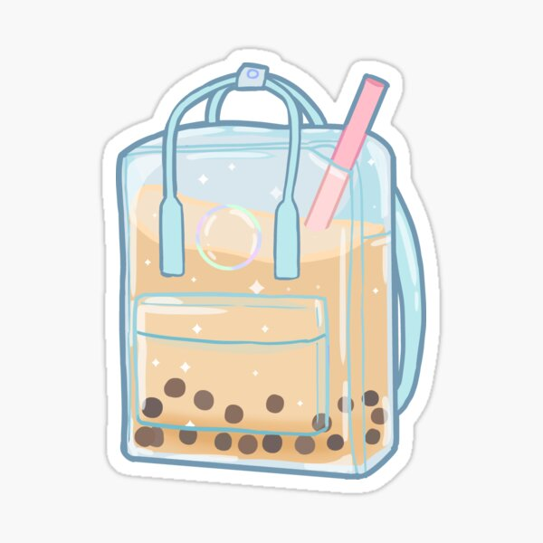 Kanken Boba! Sticker
