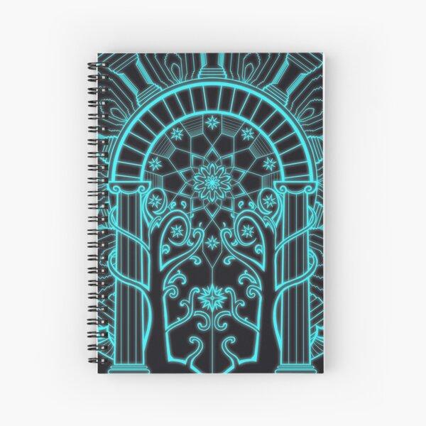 Watcher of Moria Spiral Notebook