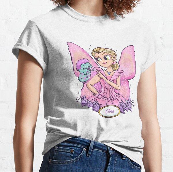 Barbie Fairytopia Camiseta clásica