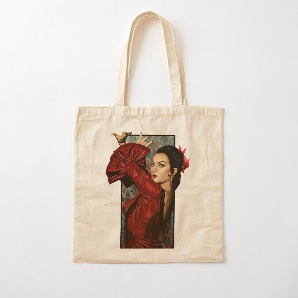 Lola Flores Bolsa de algodón