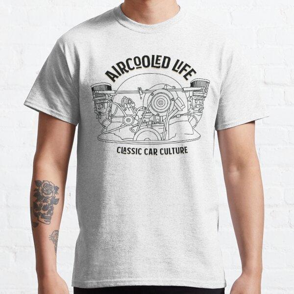 Aircooled Life - Classic Car Culture (Type 1 engine) Classic T-Shirt