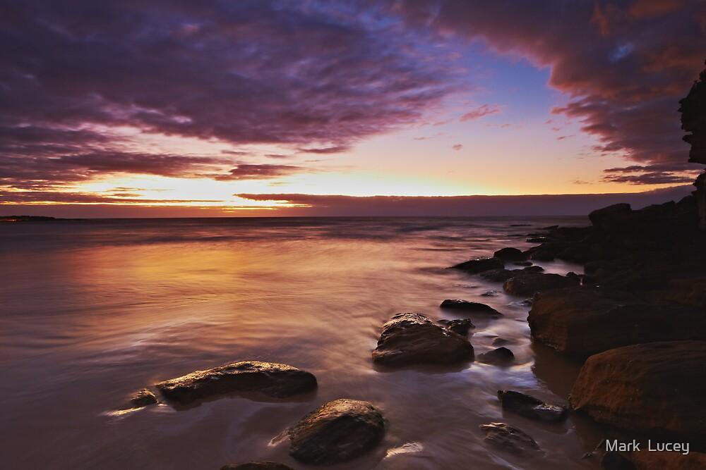 Freshwater Sunrise by Mark  Lucey