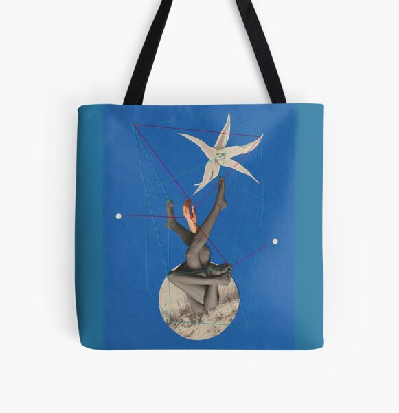 vulnerable point All Over Print Tote Bag