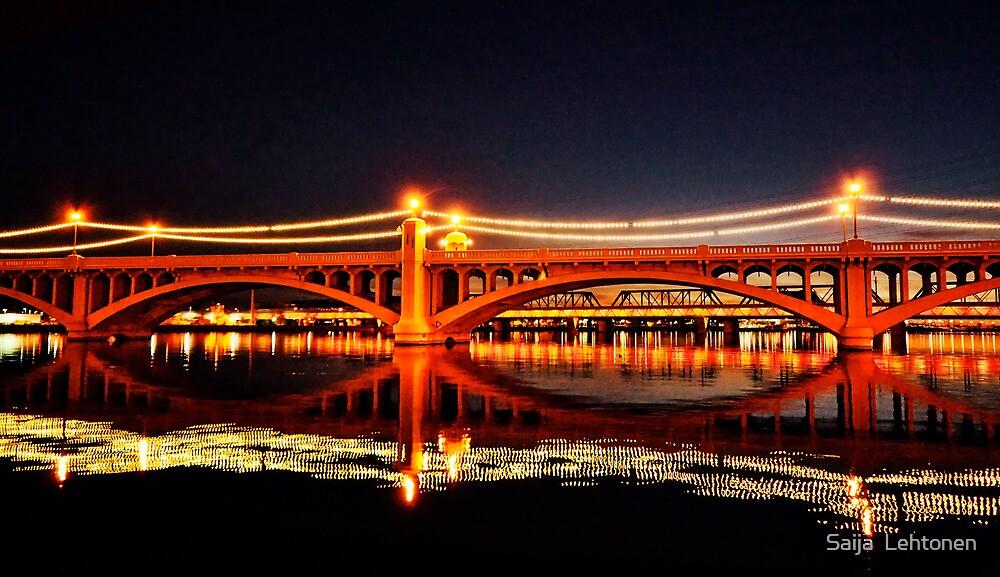 The Bridge  by Saija  Lehtonen