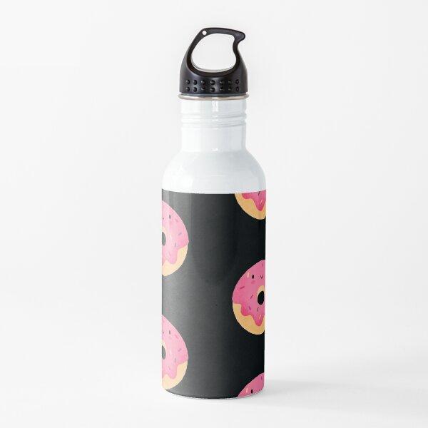 Happy donut Water Bottle