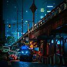 Cyber Seoul by noealz