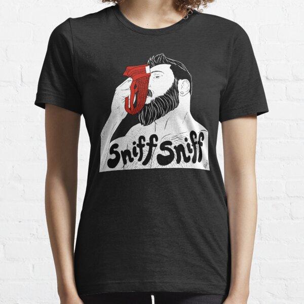 BearTiger11 - Black & White Essential T-Shirt